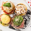 料理メニュー写真選べるアリスのイングリッシュマフィン(2種類お選び下さい)