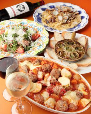 カンパーニャ 蒲田のおすすめ料理1