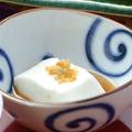 料理メニュー写真ジーマーミ豆腐