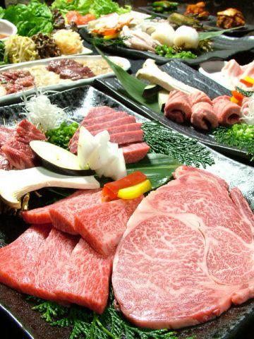 高品質なお肉をリーズナブルなお値段で♪食材も四季に合わせて取り寄せるそのこだわり