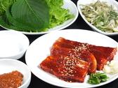 母韓の台所のおすすめ料理2