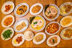 大谷餃子店のコース写真