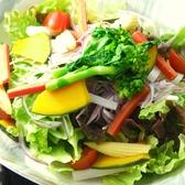 ◆ご当地を感じさせる京野菜10種使ったサラダ◆