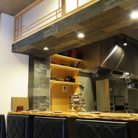 この道20年の料理人による本格和食をリーズナブルな価格で愉しめるお店。