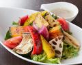 料理メニュー写真【第1位】焼き野菜のバーニャカウダ