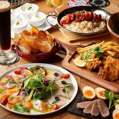 岡山キッチン OKAYAMA KITCHENのコース写真