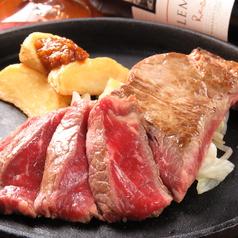 ビーフステーキ ベコーズ beef steak Becosの写真