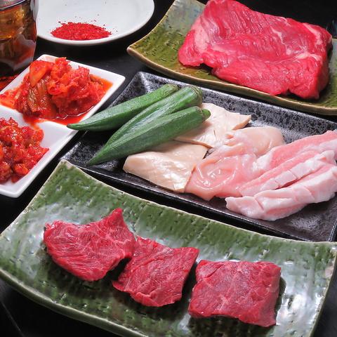 ◆おしゃれな雰囲気で味わう本格焼き肉 ◆木場駅から徒歩5分の好立地