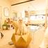 保護猫カフェ CAT LIVING キャットリビングのロゴ