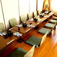 10~60名完全個室有ります♪会社宴会や、各種ご宴会に最適です♪