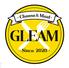 グリム GLEAM 徳島店のロゴ