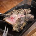料理メニュー写真黒さつま鶏 すごか黒焼