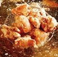 料理メニュー写真やわらか鶏の唐揚