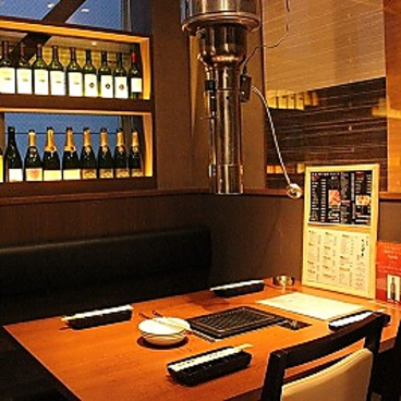 神戸焼肉かんてき 渋谷 HANARE ハナレの雰囲気1