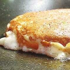 チーズ焼き 【豚玉+チーズトッピング】