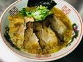 料理メニュー写真正油チャーシュー麺