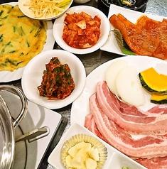 テジチャン 蒲田店 韓国焼肉 BOAT ボートのコース写真