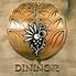 DINING花のロゴ