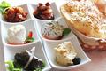 料理メニュー写真R Size Meze前菜の盛り合わせ6種類