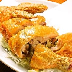 鶏バル 鶏の素揚げ hoshino 新宿東口店