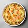 料理メニュー写真スモークサーモンと日高産クリームチーズのピッツァ