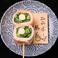 ニラチーズ豚巻