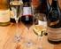 炭火焼とワイン Grill&Wine 人形町 ぱちぱちのロゴ