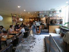 ワイアードカフェ WIRED CAFE ルミネ新宿店の写真