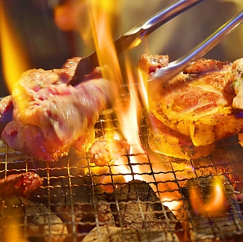 なんと!!新鮮な炭火焼肉が食べ放題で2000円台で楽しめるお店『あぶってや。』!