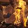 名物!藁焼きが大人気!豪快な炎をあげる臨場感溢れる料理がいちおしです。少々お熱いのは、演出の一部です!
