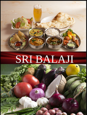南インド料理 シリバラジ 水道橋店の写真