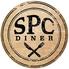 カフェ&バル SPC DINER エス ピーシー ダイナーのロゴ