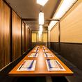 《宴会個室アリ》秋葉原エリアで話題!個室席多数完備!30名様以上の団体様も広々空間に♪