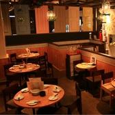 25名様ぐらいのパーティーで貸切れるフロア。30名様からの宴会は、同じビルの5階にある系列店『ELLE HALL Dining』がオススメ!!デコのお料理をビュッフェスタイルで、リーズナブルにご用意しております。http://www.hotpepper.jp/strJ001116933/