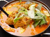 ☆豊富な韓国料理☆