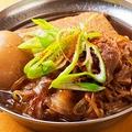 料理メニュー写真牛の肉豆腐