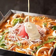 個室×チーズ MEAT&RICH すすきのバルのコース写真