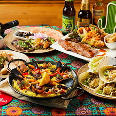SALSA DEL AMIGOS サルサ デル アミーゴスのおすすめ料理1