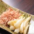【島らっきょう】沖縄直送!長町で沖縄料理が食べられる♪