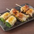料理メニュー写真野菜肉巻き