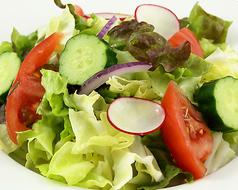 トマト&グリーンサラダ