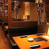 神戸焼肉かんてき 渋谷 HANARE ハナレの雰囲気3