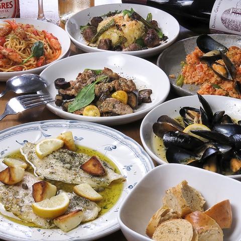 世界各国を旅したイギリス人シェフが愛情込めてつくる欧米料理を召し上がれ♪