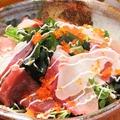 料理メニュー写真鮮魚の漁師サラダ