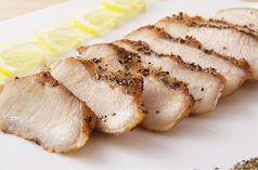 料理メニュー写真豚とろの黒胡椒焼き