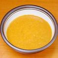 辛味噌ダレが大人気。お好みのタレでお召し上がりください♪薬味もございます。お好みでどうぞ!(ネギ、もみじおろし)
