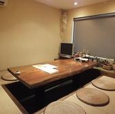 TV付の個室です。お子様向けのDVDを無料でお貸しすることも可能です★