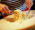 料理メニュー写真パルメジャーノレッジャーノのチーズパスタ