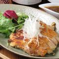 料理メニュー写真大山鶏極上もも一枚焼き(2~4人前)
