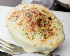 とろ~りチーズのアボカドのグラタン